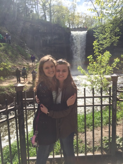 rach and me :)